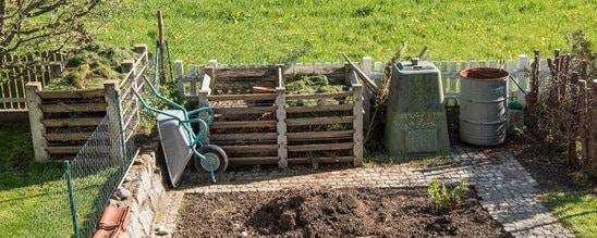 Kompostieren mit dem Thermokomposter